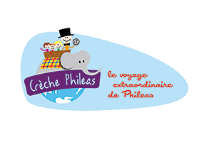 Logo crèche Phileas
